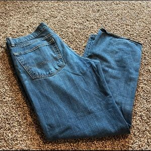 Lucky Brand Men's Vintage Straight Jeans